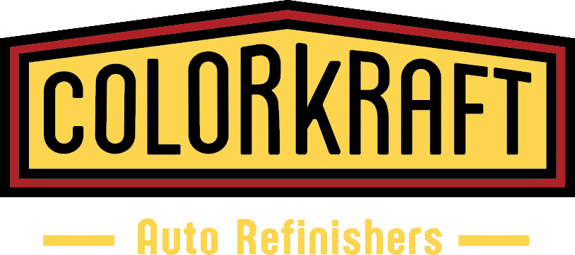 colorkraft logo transparent yellow text