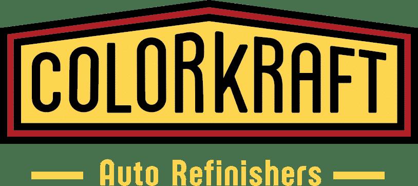 colorkraft logo transparent yellow text